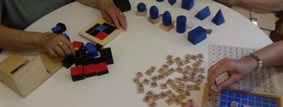 Recursos Montessori para Personas Mayores (Fundamentos y Estimulación Cognitiva basados en el Método Montessori)